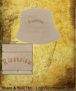Bucket  Cap Design Zoom